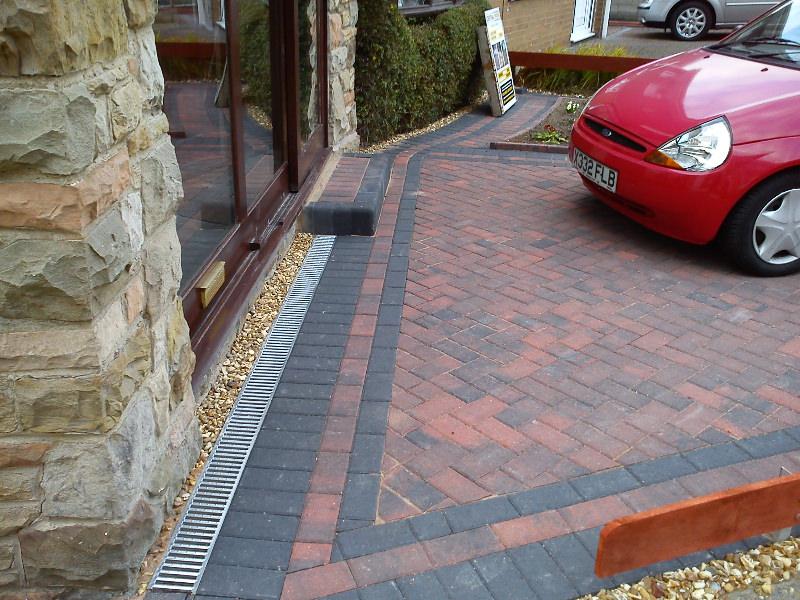 Block Paving Driveway Install