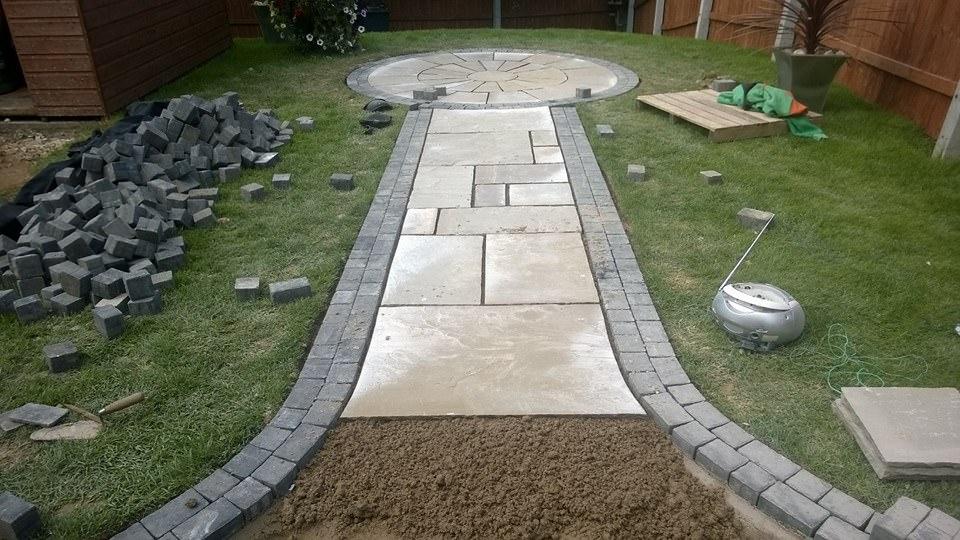 Blocked Path Garden