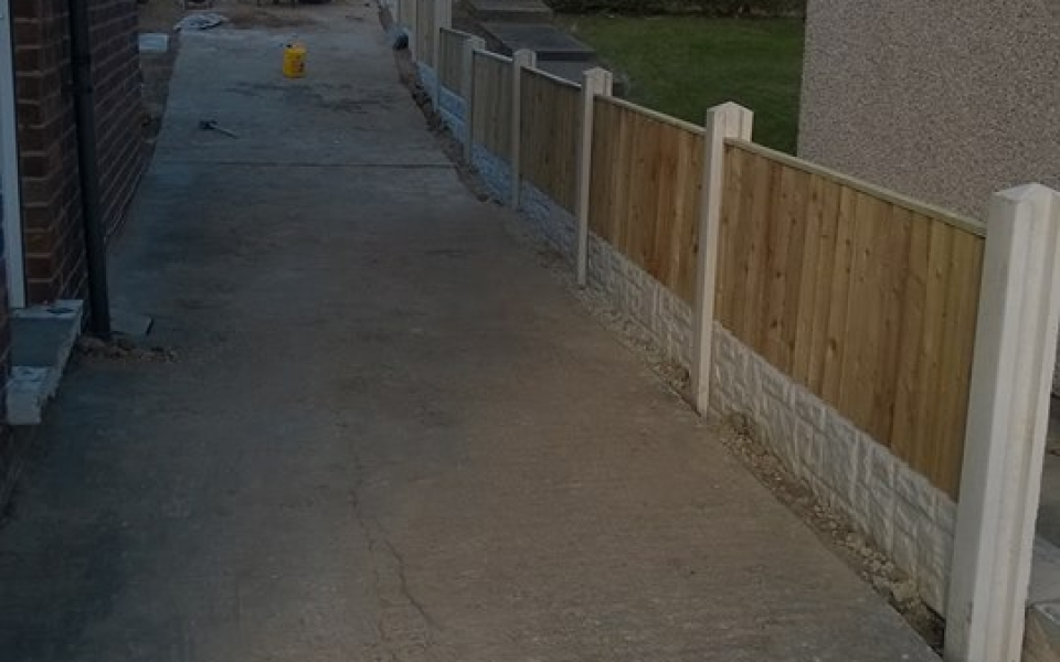 Fencing Installation Chesterfield