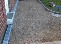 Driveway and Paths
