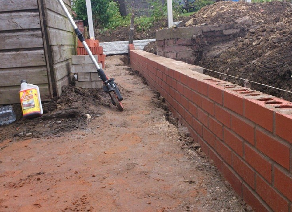 Driveway Installation Chesterfield and Mansfield