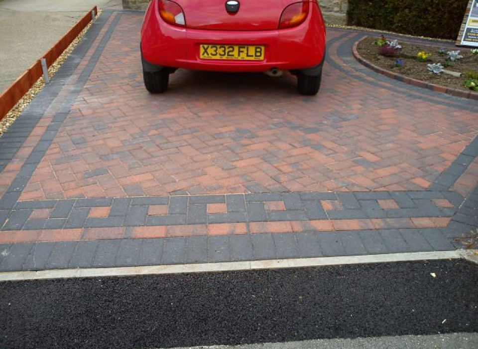 Driveways in Chesterfield