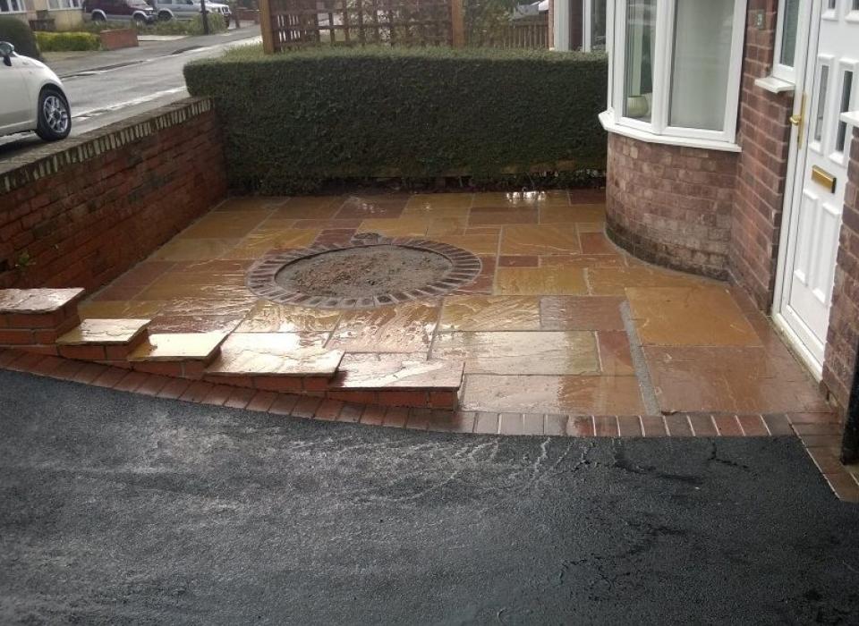 Driveways Installation Chesterfield