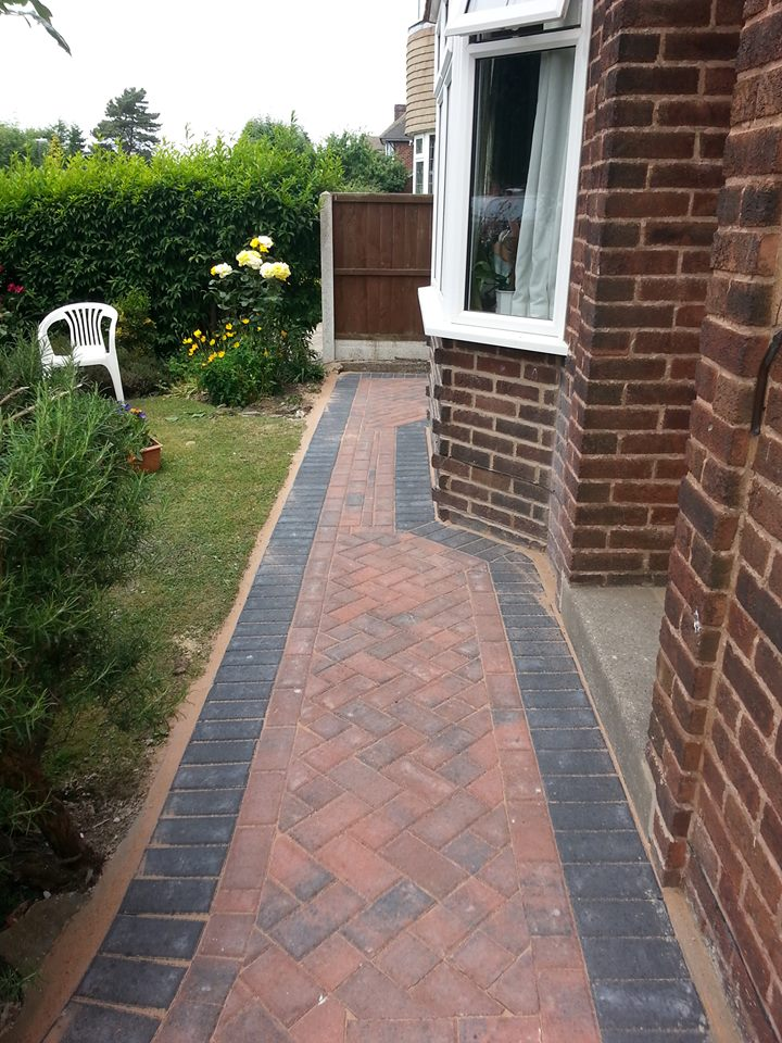 Block Paving After Installation