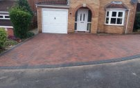 New Block paving Driveway Mansfield