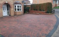 New Block paving Driveway Installation Mansfield