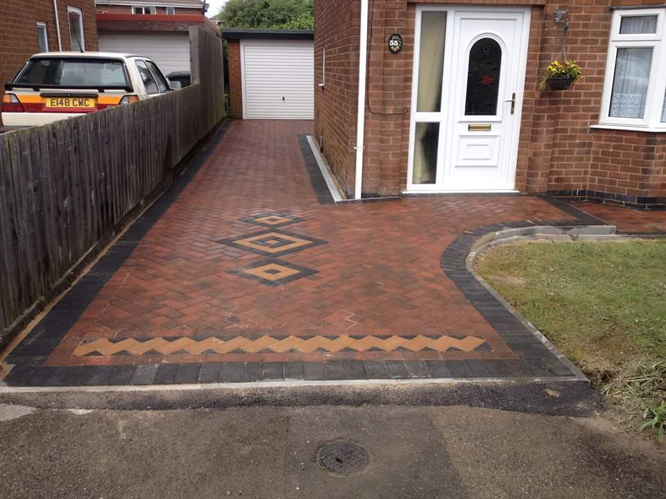 Block Paving Chesterfield Installation
