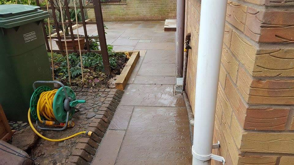 Chesterfield Patio