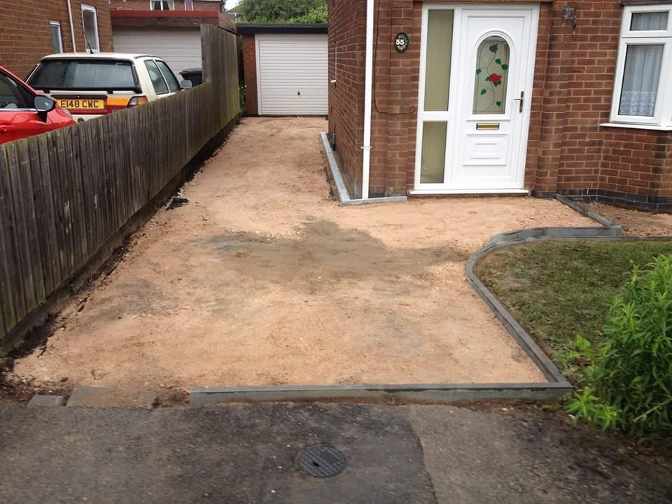 Driveway Installation Chesterfield