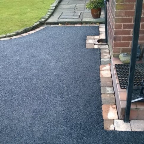 Tarmac Driveway Installed in Mansfield