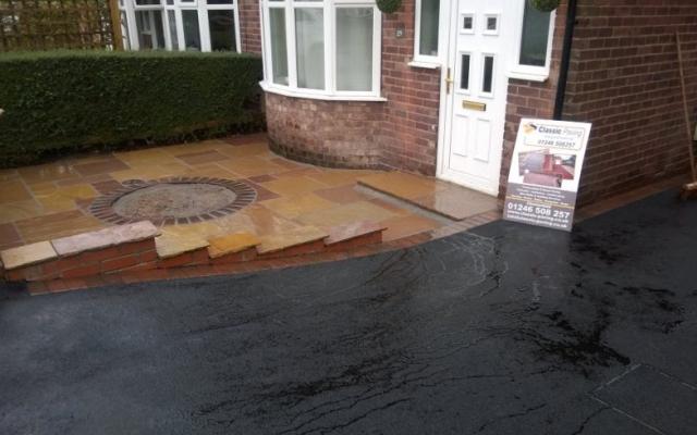 Driveway Installation Sutton-in-Ashfield