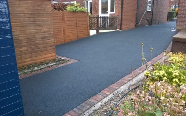 Sutton-in-Ashfield Driveway Installation